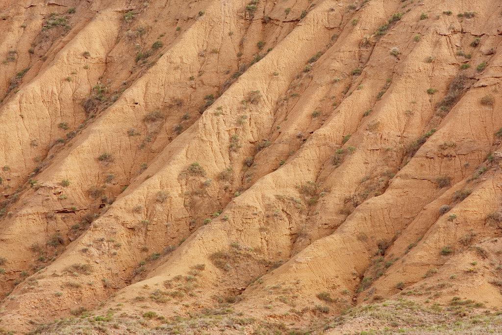 Erosiepatroon Erosion patterns - Jaap Schelvis - Buiten-beeld - 65470