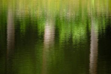 De kleur van water