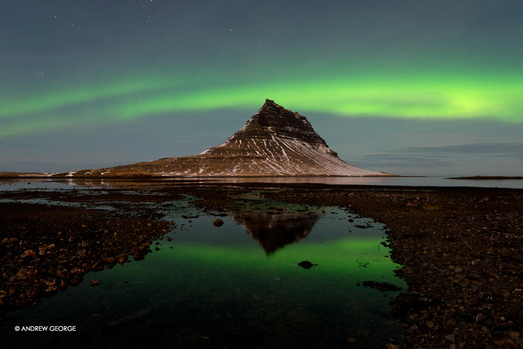 Magic Kirkjufell