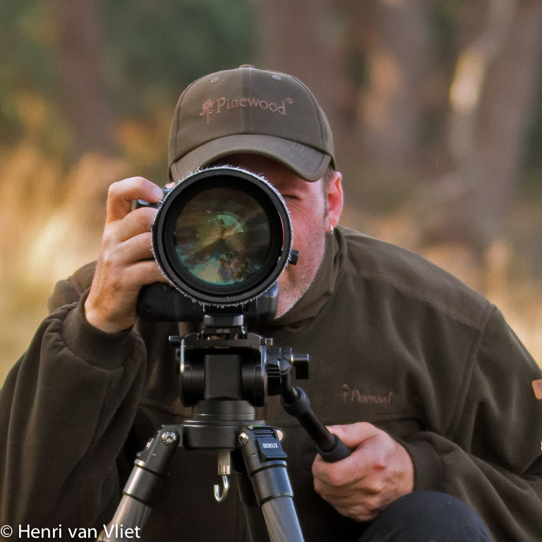 fotograaf wildlife henri