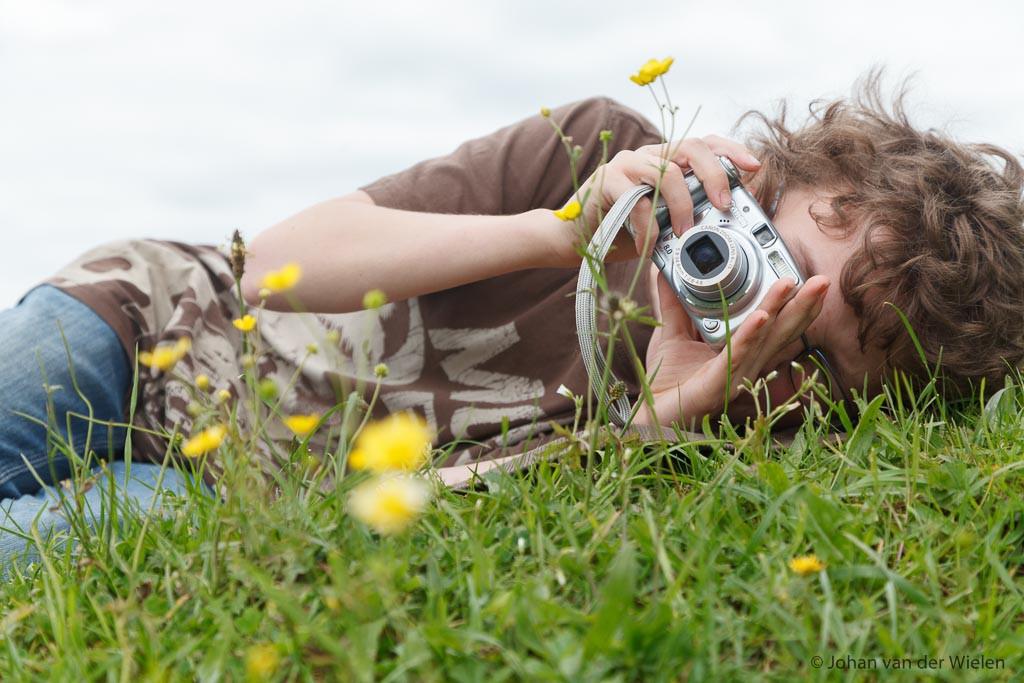 Eenmaal onder de knie kun je ook met compacts prachtige foto's maken!