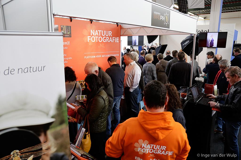 platform natuurfotofragie.nl gelanceerd op professional imaging beurs