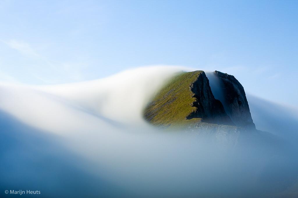 Om de creatieve mist in je hoofd te laten optrekken, heb je een frisse wind nodig.