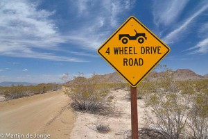 Black Eagle Road, Joshua Tree National Park, USA 2015