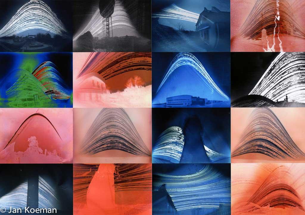 Compilatie van de mooiste solargraphs gemaakt tussen 2010 en 2015.