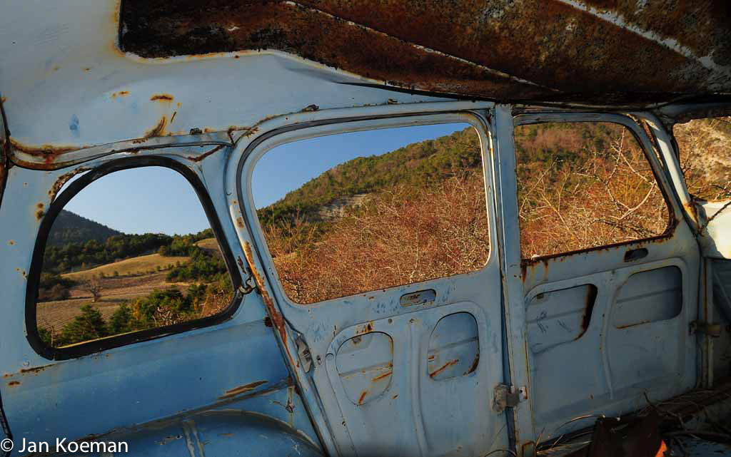 Provence Renault 4