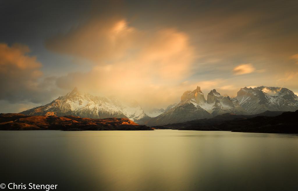 Torres del Paine Nationaal Park, Chili.