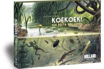 Natuurboek Koekoek Delta vol leven