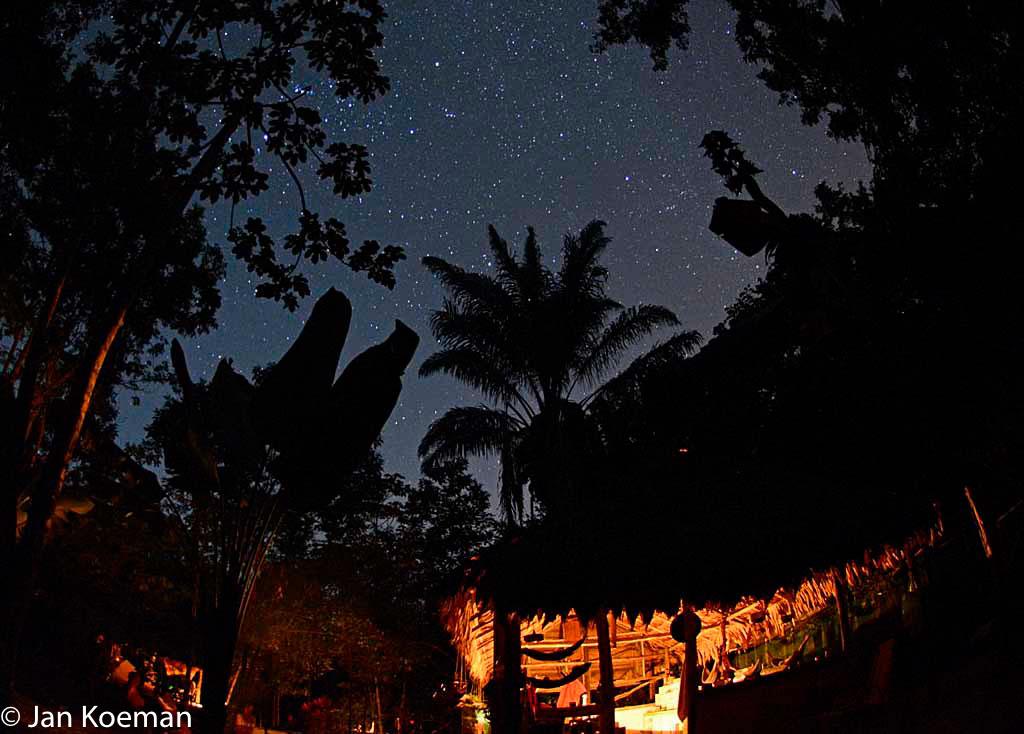 Camping Palulu onder de Surinaamse sterrenhemel is dichter bij dan je denkt.