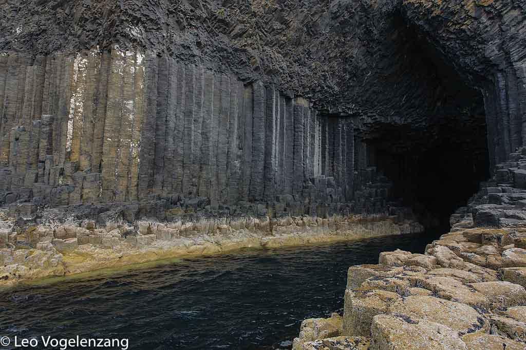 Fingal's cave nu.