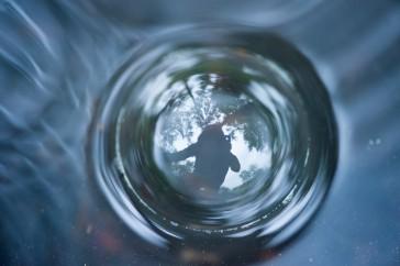 Luchtbel; bubble;
