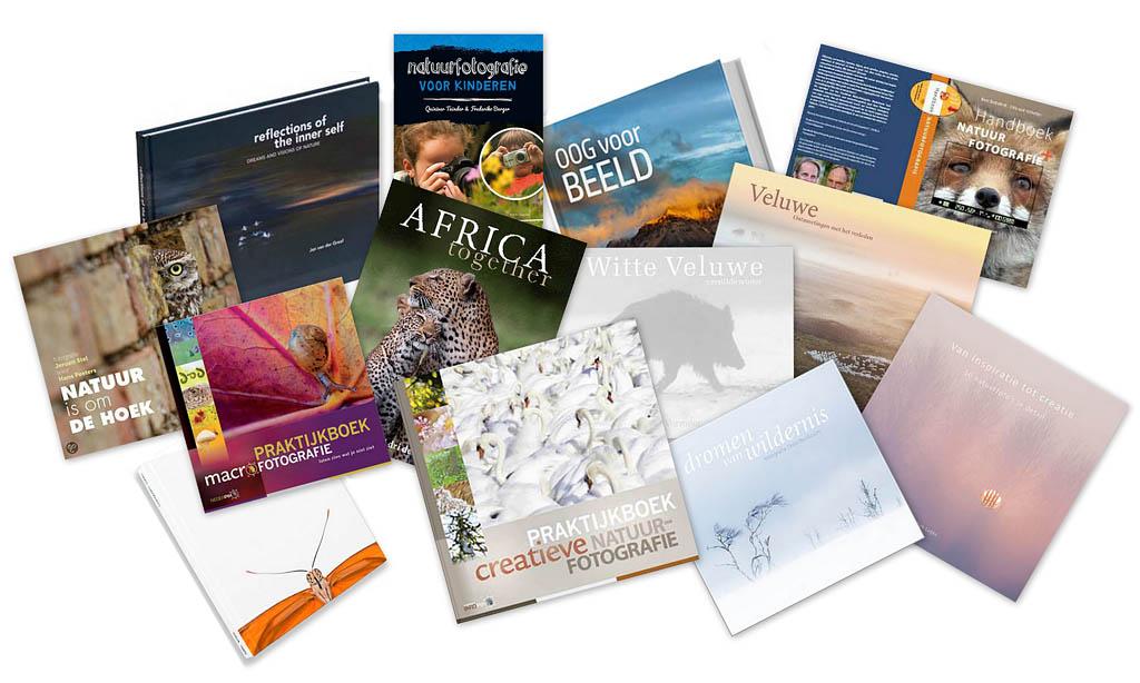 Natuurfotografie boeken
