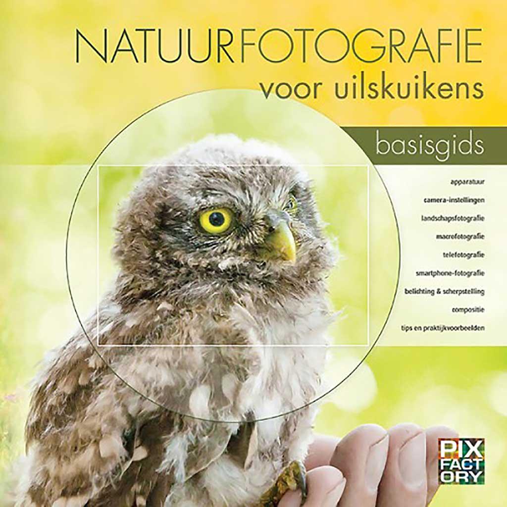 Natuurfotografie voor uilskuikens.