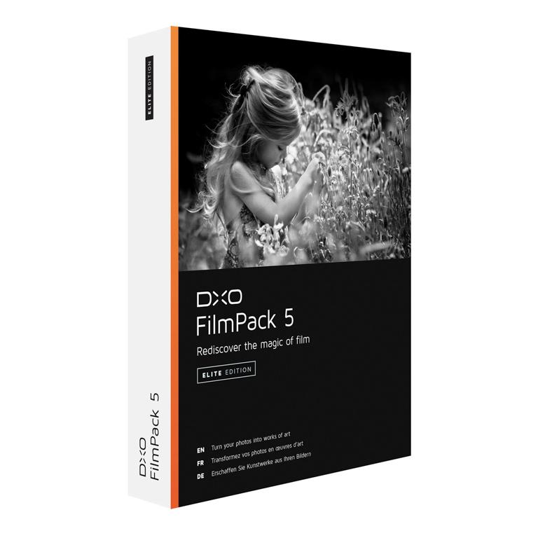 DX) filmpack 5 elite