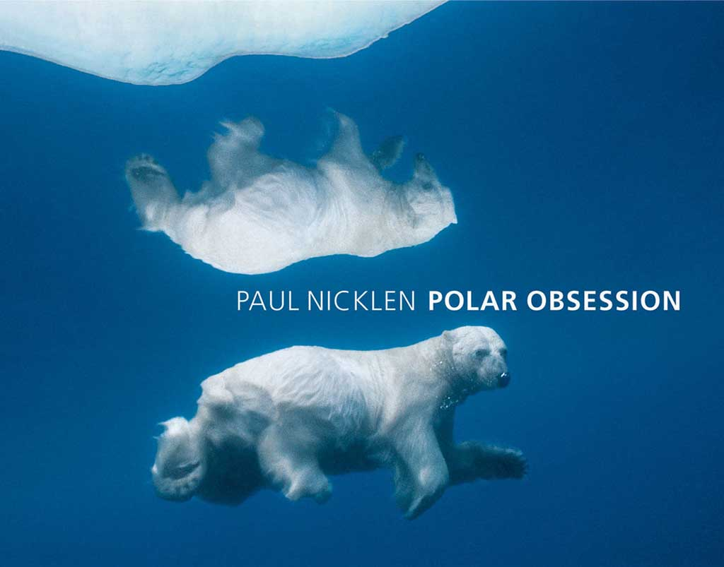 Polar Obsession van Paul Nicklen.