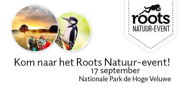 Roots Natuur-event