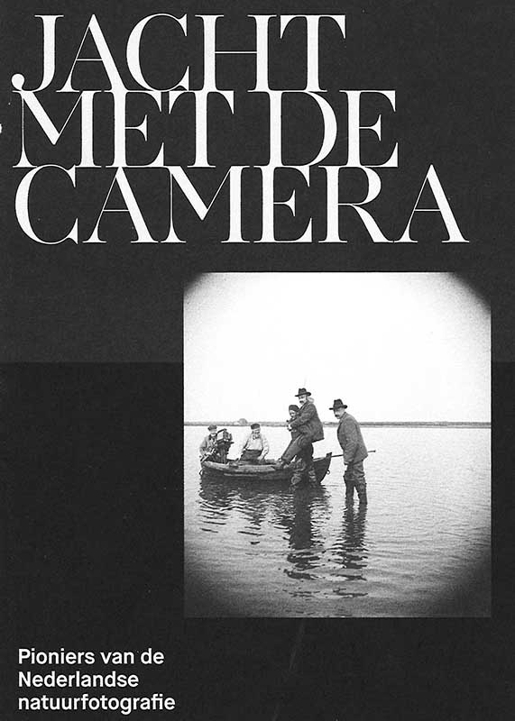 Catalogus Jacht met de camera.