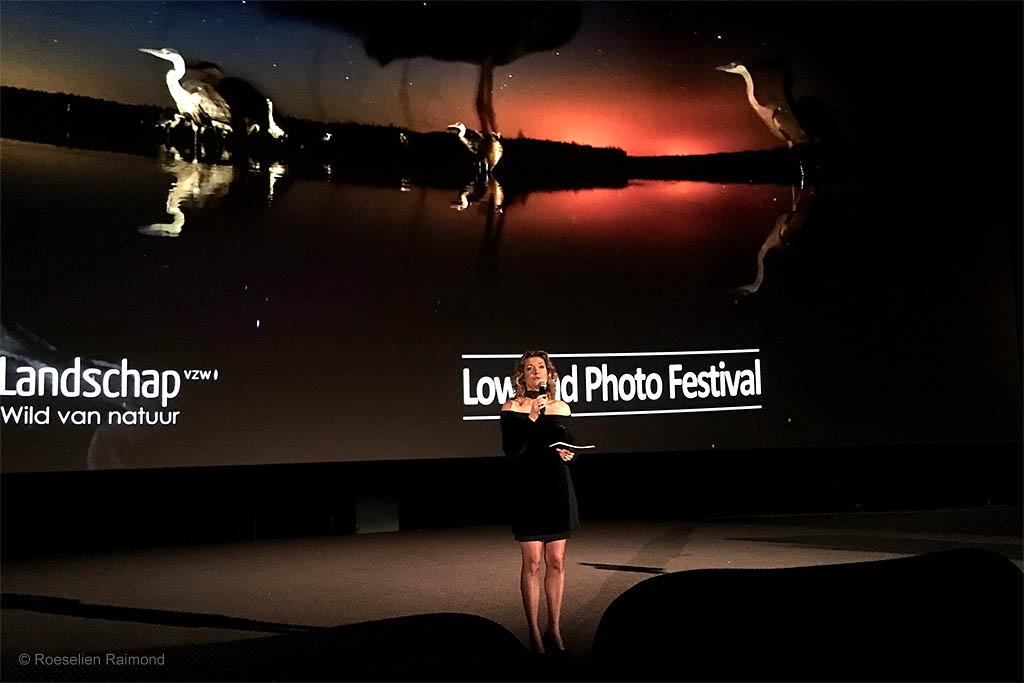 Hennie van Heerden - Presentatrice Lowland Photo festival