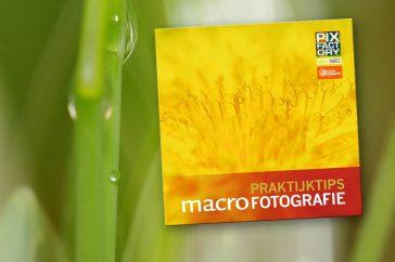 E-book macrofotografie