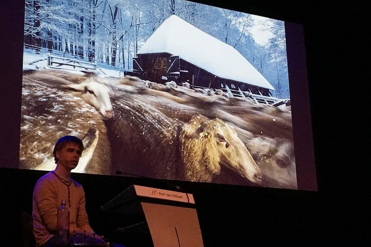 Presentatie David Peskens Uit het hart – Het verhaal in de fotografie