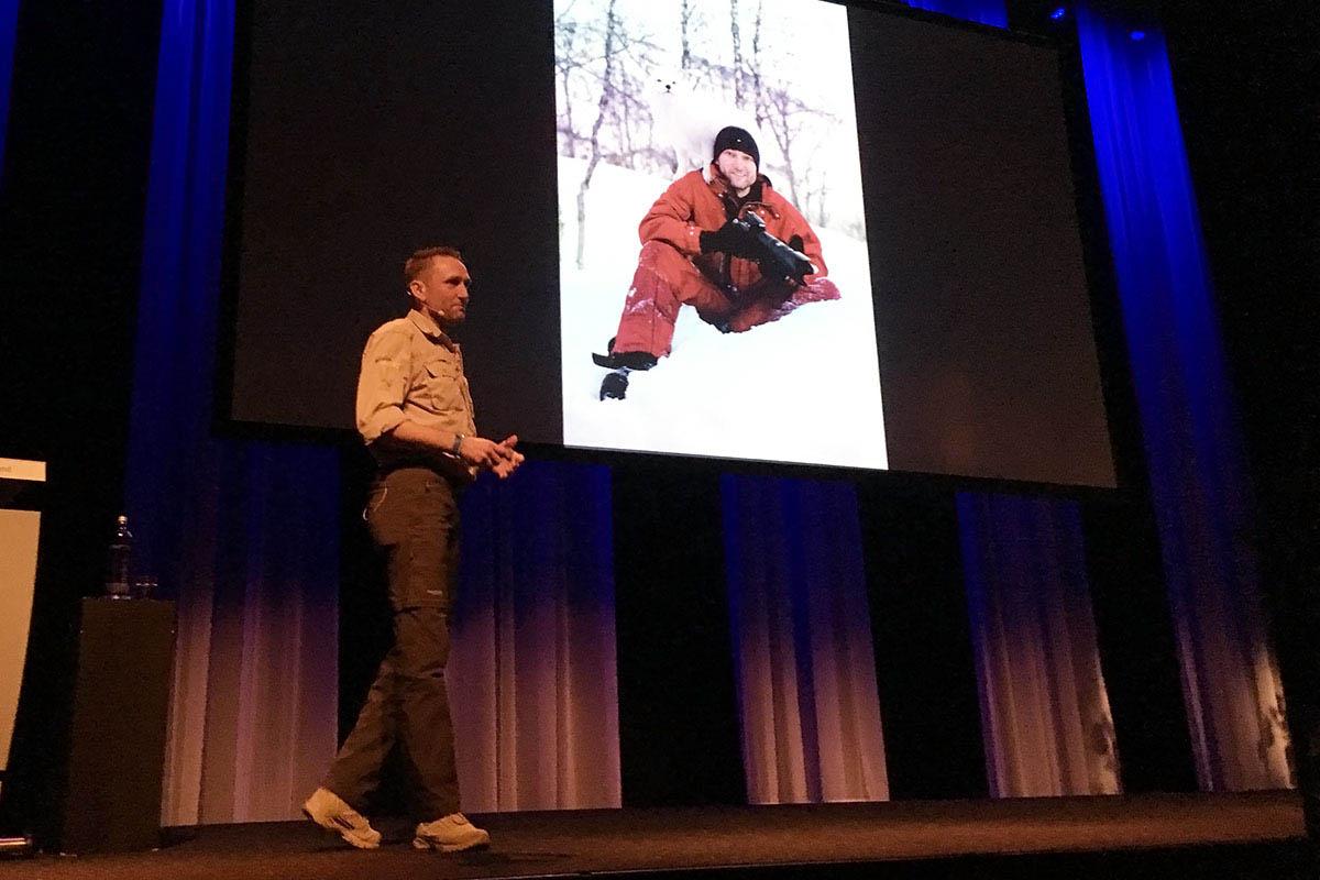 Presentatie Marco de Paauw - Tot het gaatje en verder