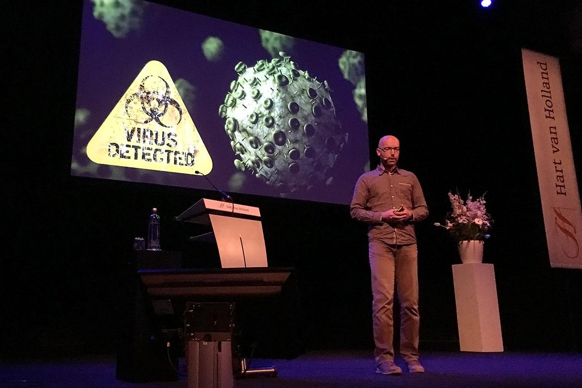 Presentatie Bob Luijks - Professioneel natuurfotograaf, een droombaan?